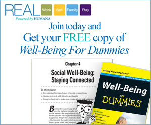 REAL Free Well-Being Book